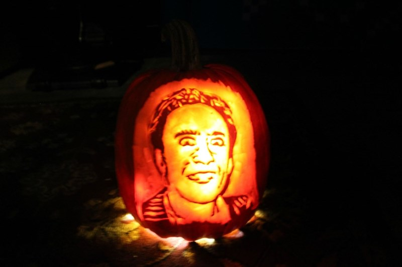pumpkins Nicolas Cage
