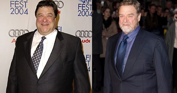 New Look of the Day: John Goodman Reveals Dramatic Weight Loss