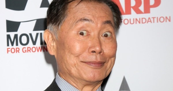Oh My of the Day: George Takei Has Perfect Response For Facebook Troll