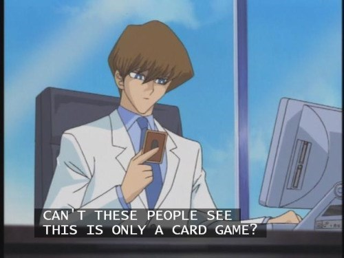 anime memes only a card game