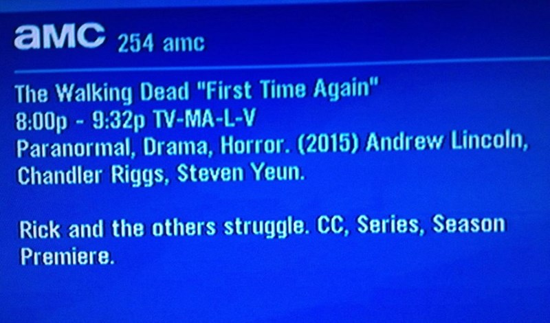 This Could be The Synopsis For Every Episode