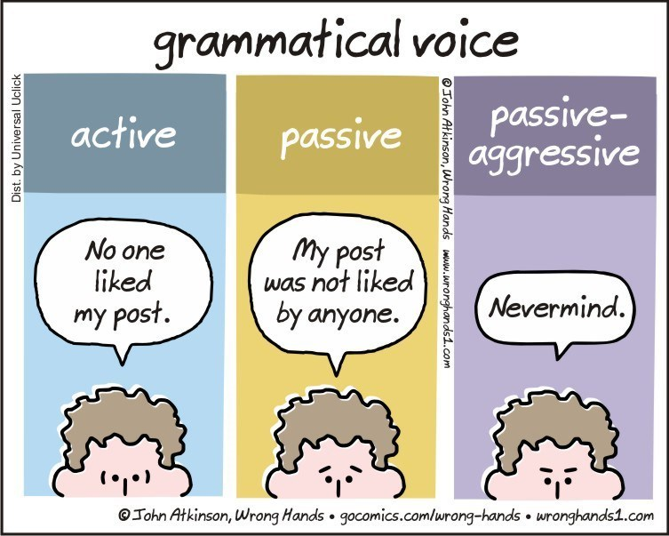 grammar web comics Easy Grammar Guide