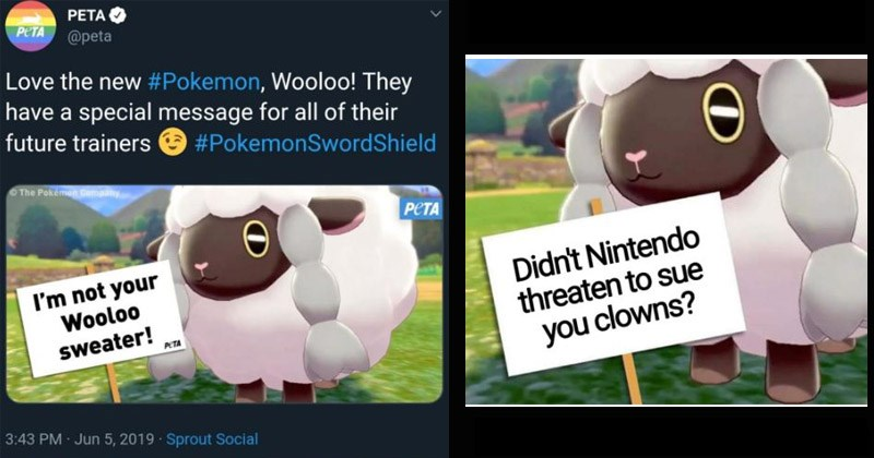 Funny Wooloo memes