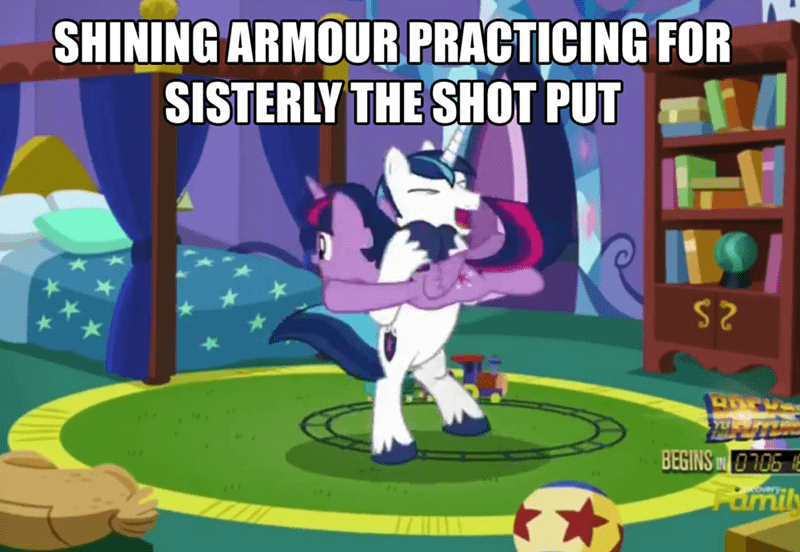 twilight sparkle,shining armor