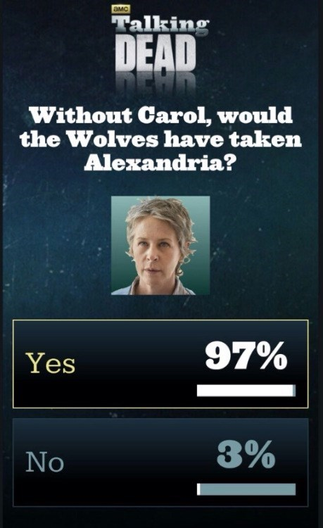 Queen Carol Saves The Day