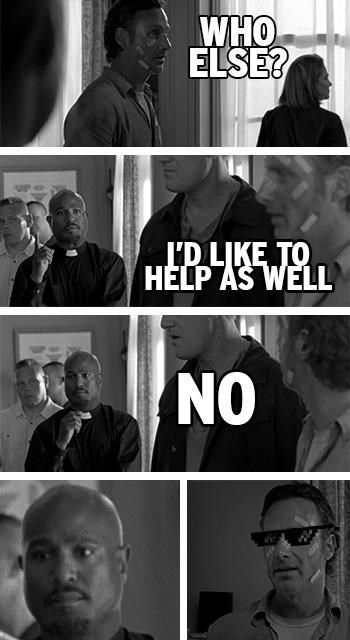 Just No, Gabriel
