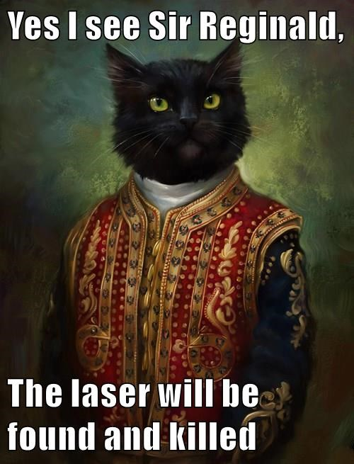 captions,laser,Cats