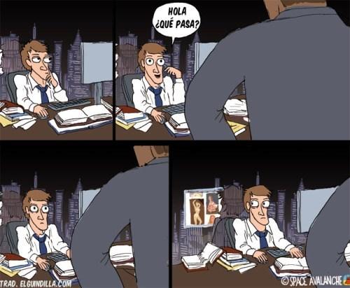 reflejo delator