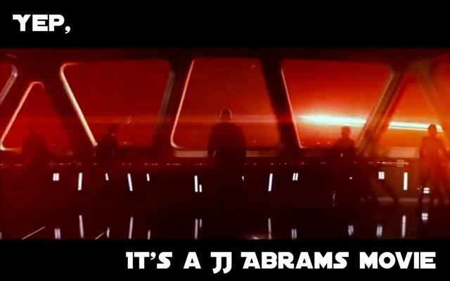 JJ Abrams lens flare star wars star wars vii - 8576864256