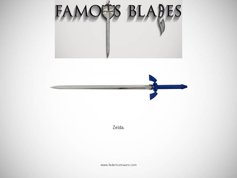 FAIL legend of zelda sword - 8576968960