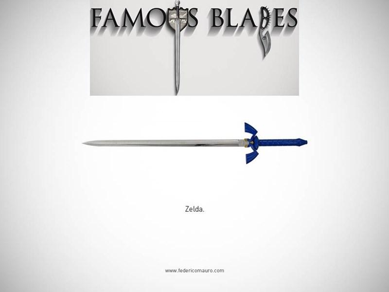 FAIL legend of zelda sword - 8576968960