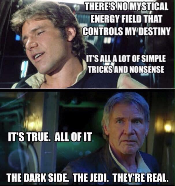 star wars memes han solo flip flopper