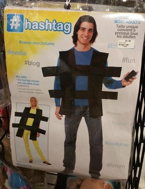 halloween costumes hashtag