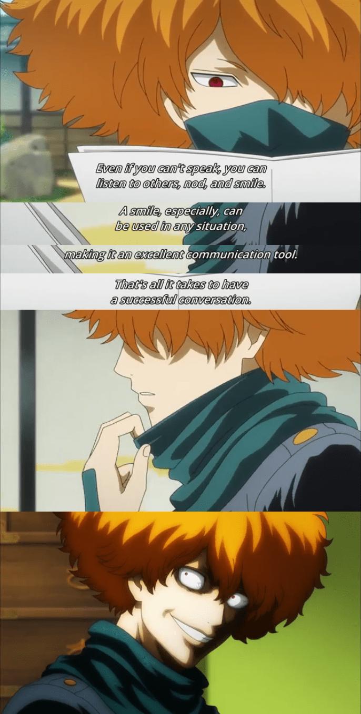 socialization anime - 8577398016