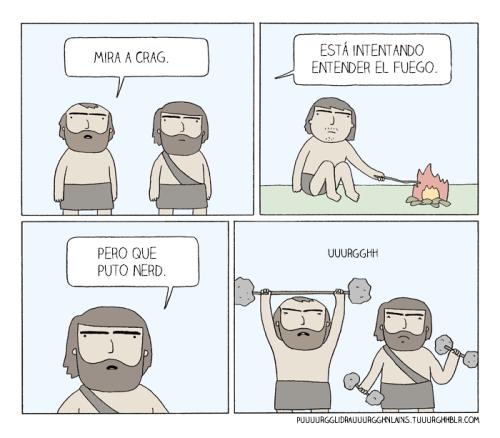 putos nerds