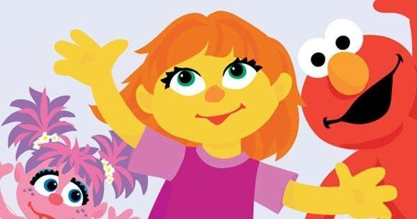 Feel Good News of The Day: 'Sesame Street' Introduces First Character With Autism