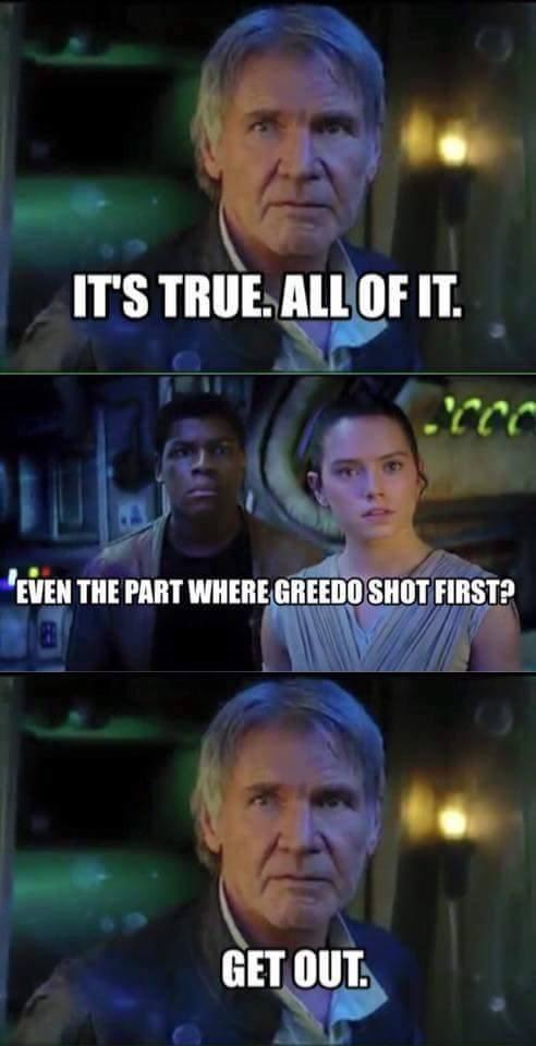 star wars memes its all true greedo