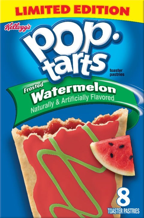 pop tarts the daily what Breakfast of the Day: Get Your Toaster Ready Because Pop-Tarts Are About to Get Crazy Flavors
