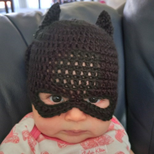baby superheroes batman Starting Vigilante Justice Kind of Early Don't You Think?