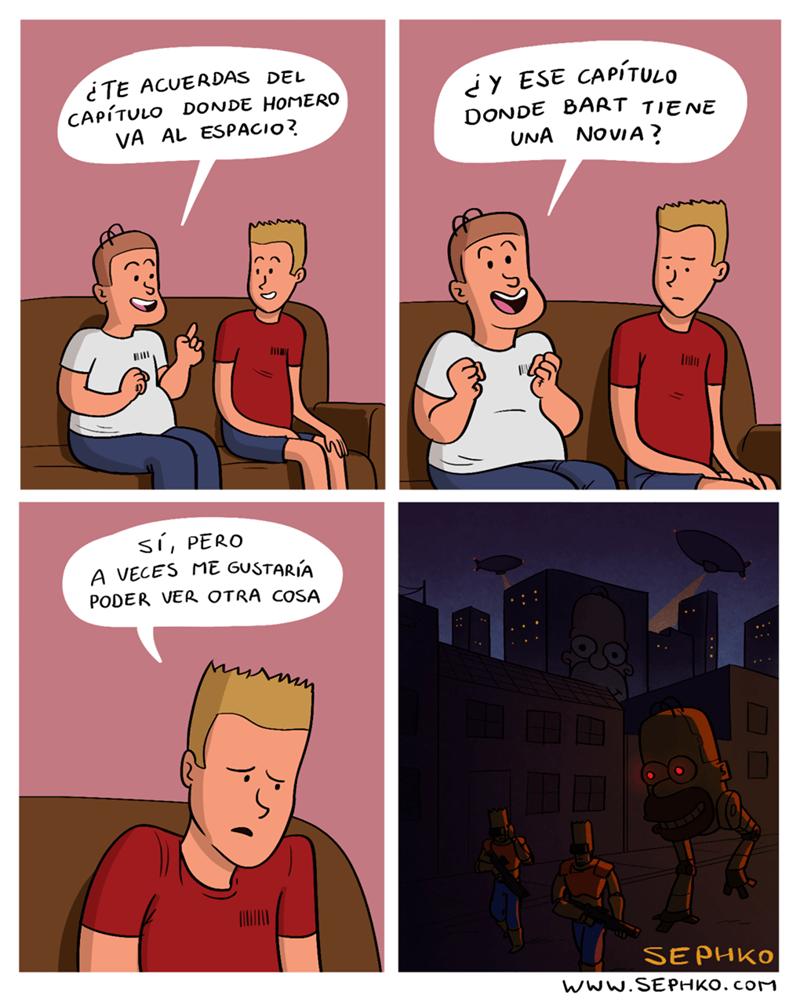 Te acuerdas de homero