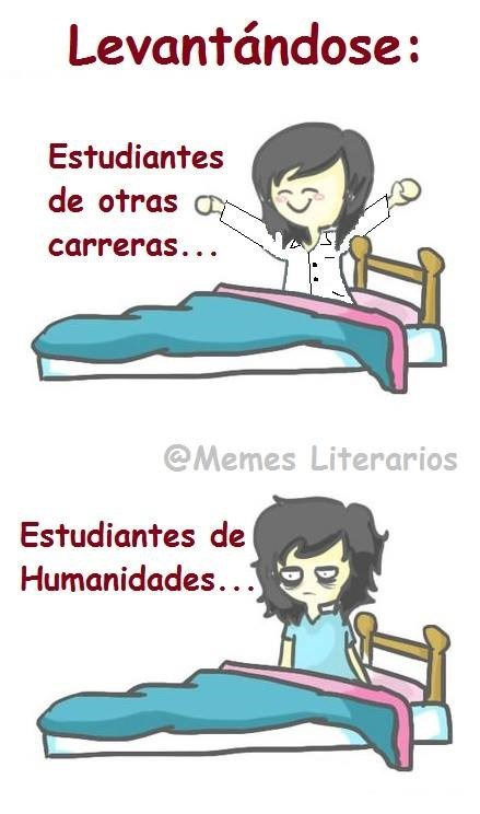 estudiantes de humanidades