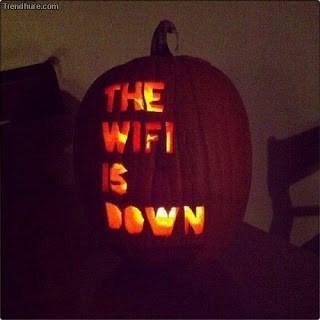 pumpkins halloween decorations wifi - 8578921472