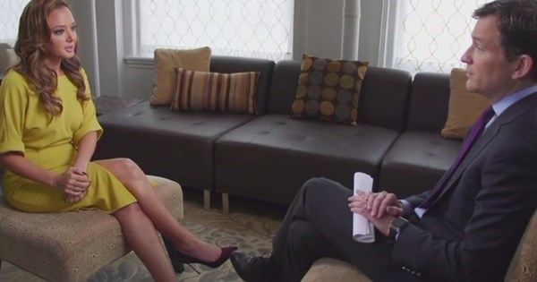 Interview of The Day: Leah Remini Talks About Leaving The Church of Scientology
