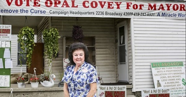 Election of The Day: If Opal Covey Doesn't Win The Toldeo Mayorship, Destruction Will Follow