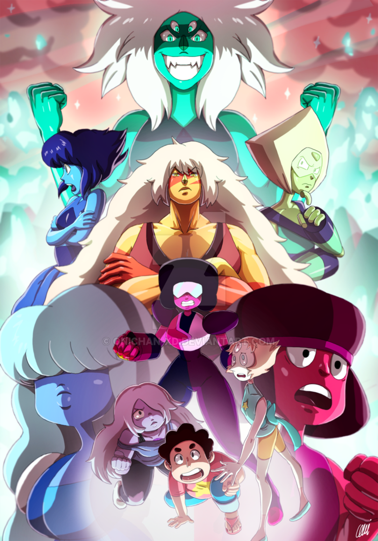 Fan Art cartoons steven universe - 8579030016