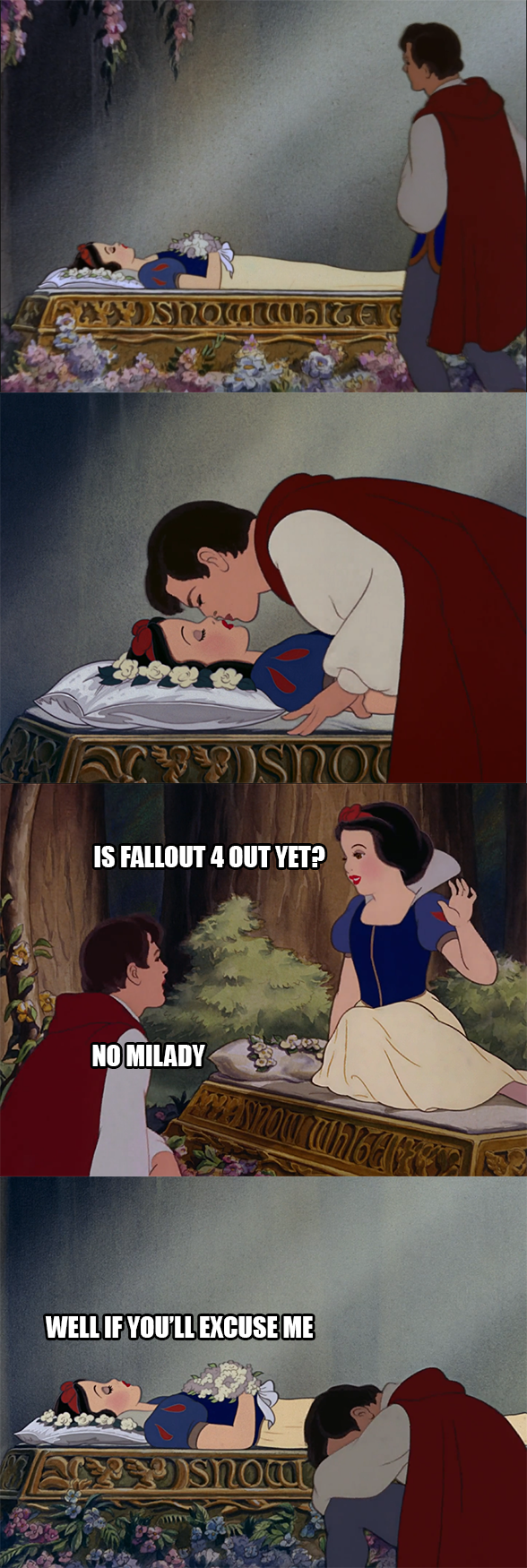Sleeping Beauty,fallout 4