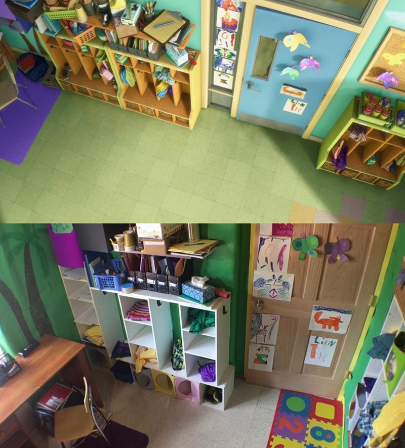 toy story room irl