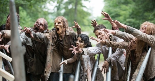 Crime of The Day: Man Kills 'Zombie' Friend After Binge-Watching 'The Walking Dead'