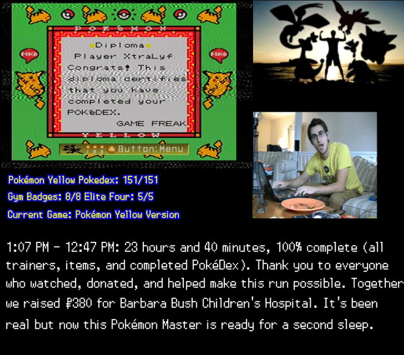 charity,Pokémon