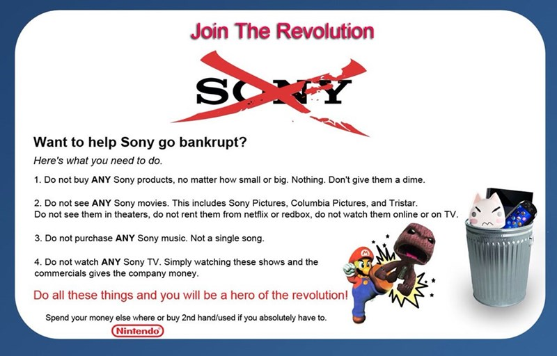 bankrupt Sony - 8579422720