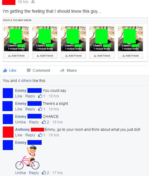 friends puns facebook names - 8579454976
