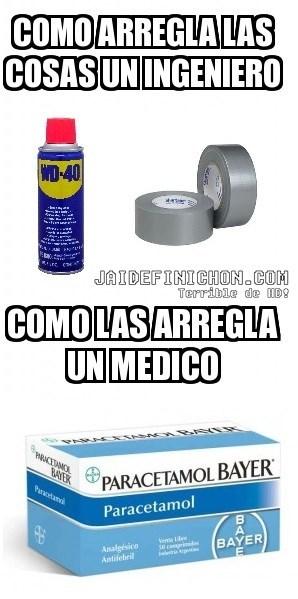 ingenieros medicos