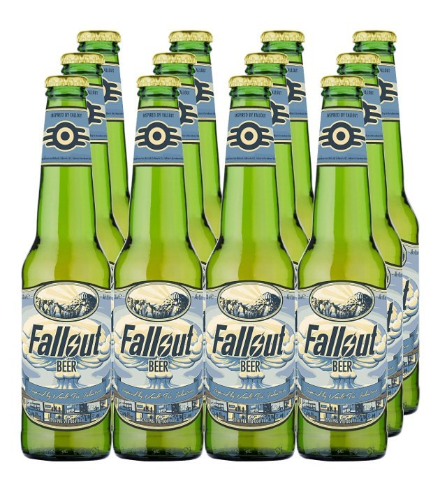 video game news fallout beer