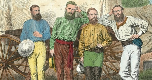 History Lesson of The Day: Academic Claims Australians Have Accent Because Settlers Were Always Drunk