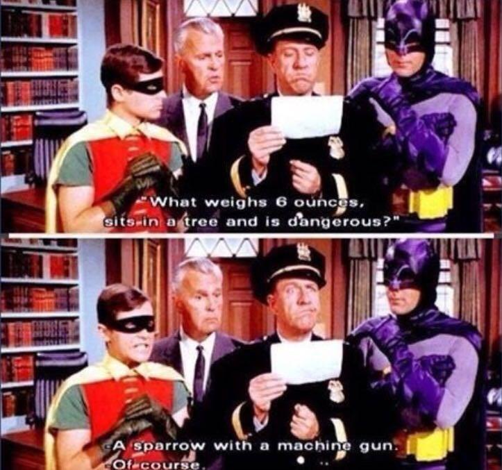 batman image Of Course