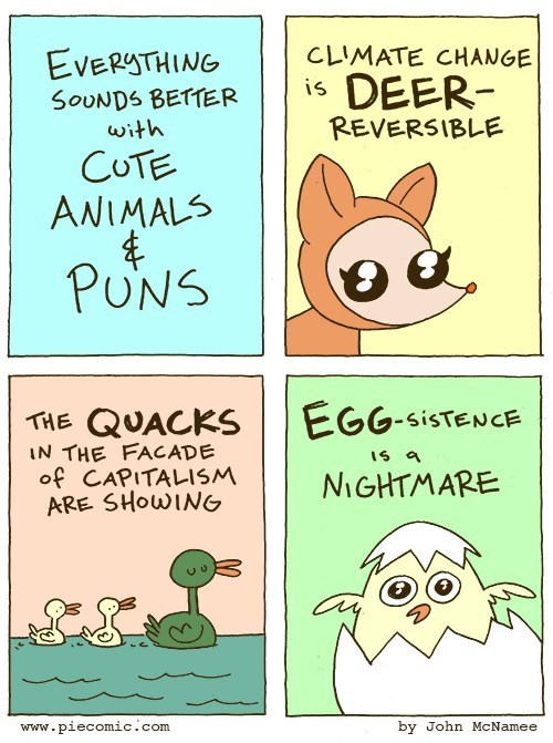 puns web comics adorable