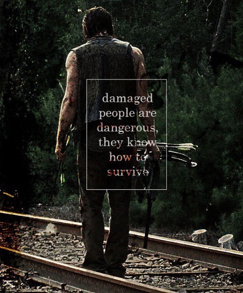 Damaged People > Walkers