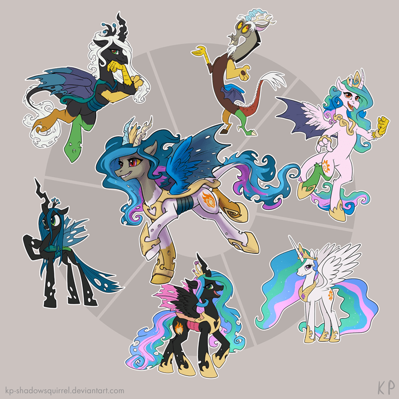 Trickster Fusions