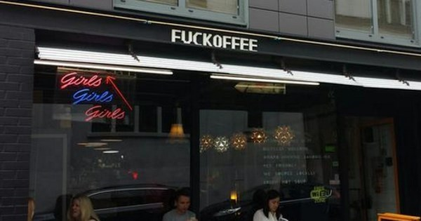 "Censorship of The Day: London Coffee Shop Forced to Replace Brilliant Yet ""Offensive"" Sign"