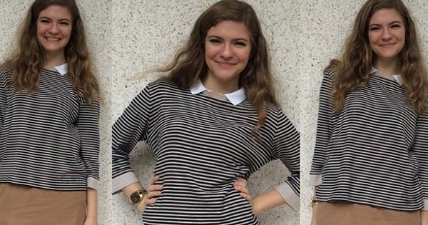 Sexism of The Day: A Student Body President Was Almost Suspended For Wearing This