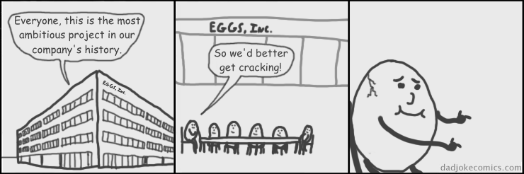 web comics eggs Get Ready to Make Some Omelets
