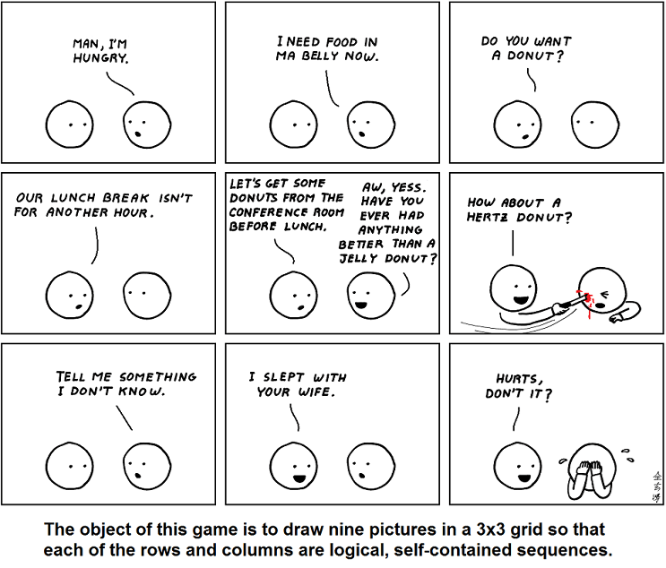 web comics sudoku The Next Wave of Sudoku