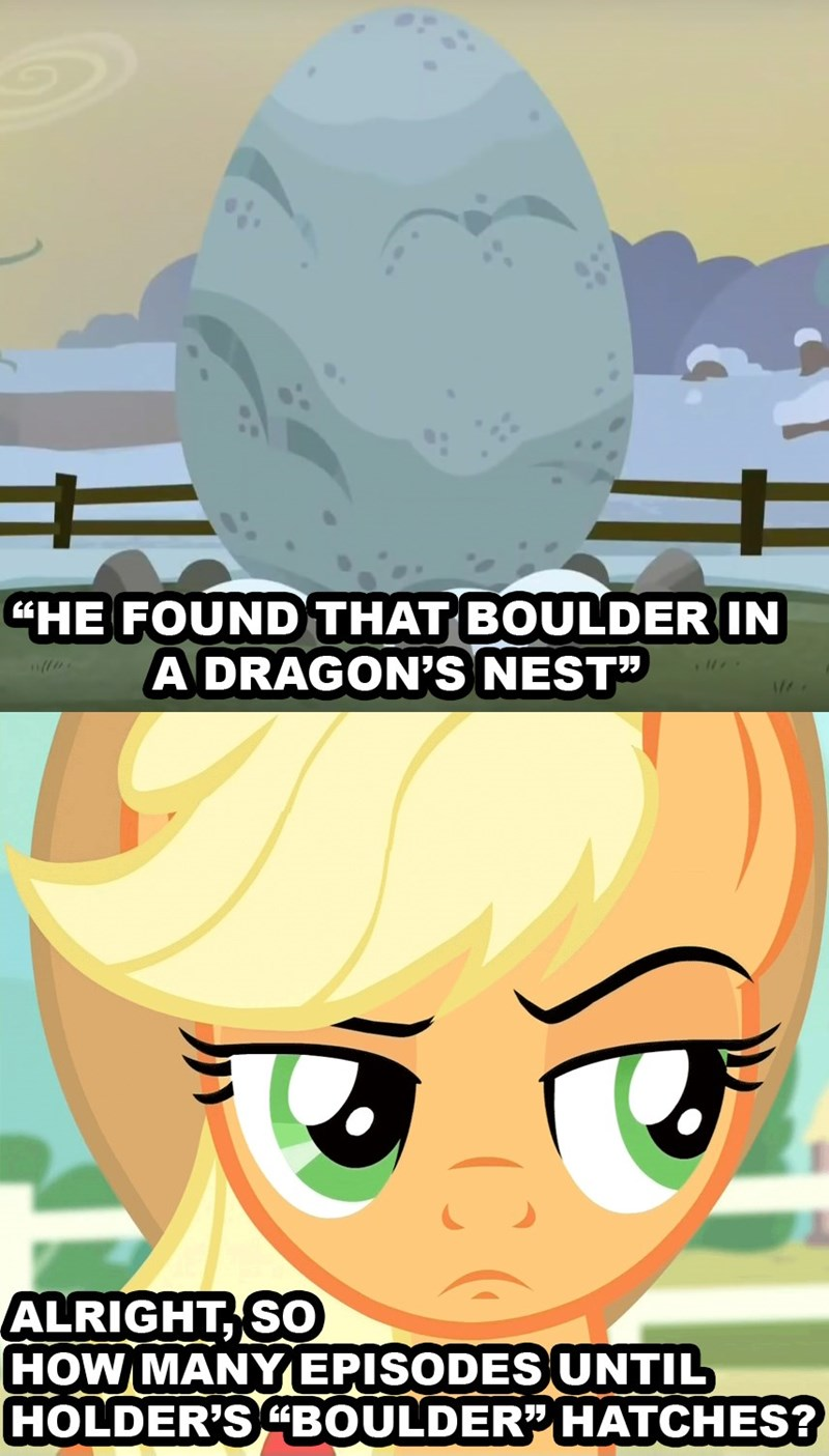 applejack holder's boulder - 8580209664