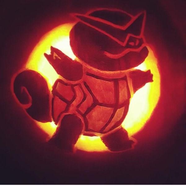pokemon memes squirtle squad pumpkin