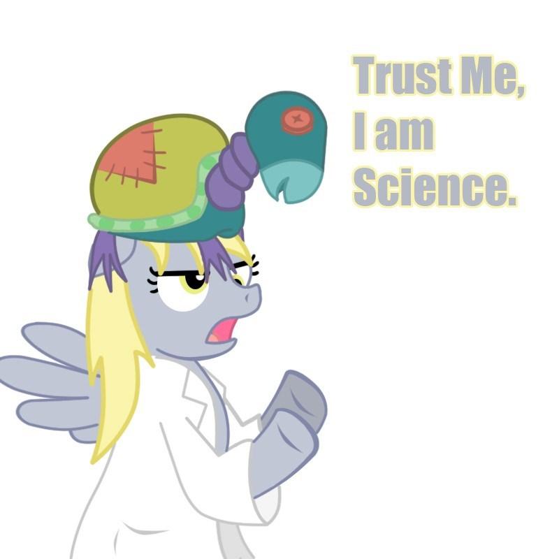 derpy hooves science - 8580401408