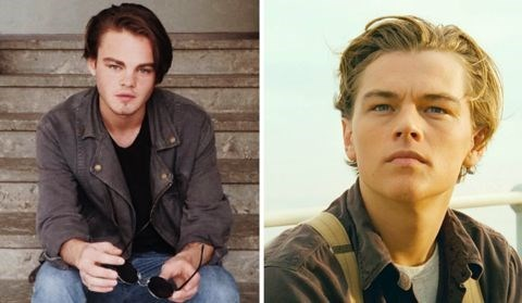leonardo dicaprio double Doppleganger of the Day: This Swedish Guy Looks Exactly Like a 90's Leonardo DiCaprio